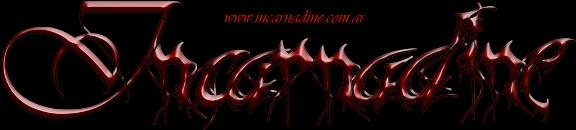 Incarnadine - Logo