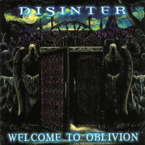 Disinter - Welcome To Oblivion