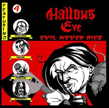 Hallows Eve - Evil Never Dies