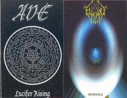 Element / Ave - Lucifer Rising / Daemonopolis