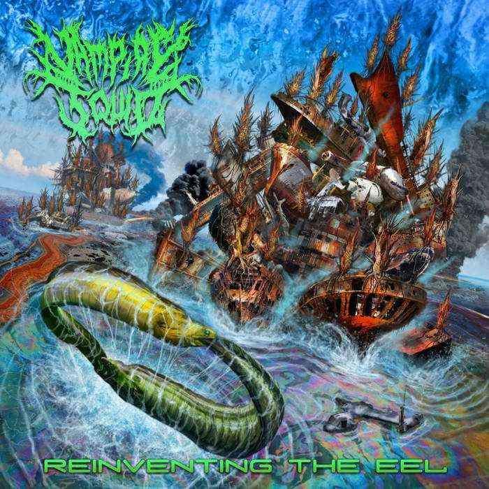 Vampire Squid - Reinventing the Eel