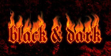 Black & Dark - Logo