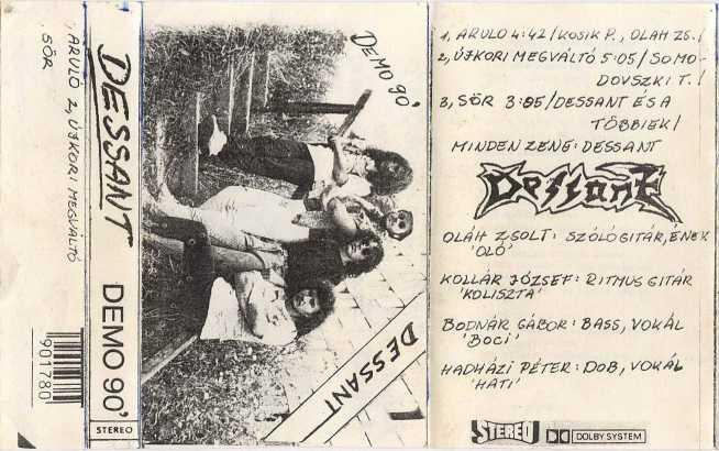 Dessant - Demo 90'