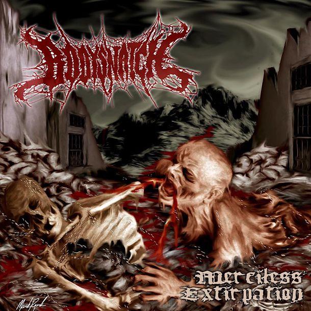 Bodysnatch - Merciless Extirpation