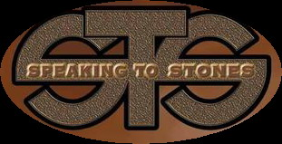 Speaking to Stones - Logo