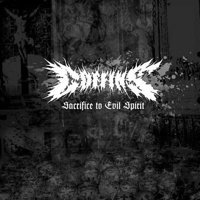 Coffins - Sacrifice to Evil Spirit