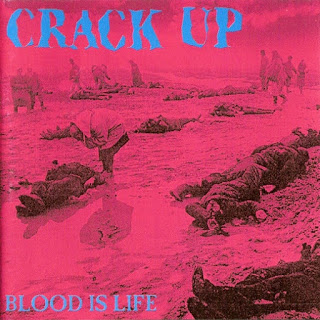 Crack Up - Blood is Life