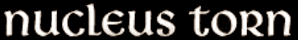 Nucleus Torn - Logo