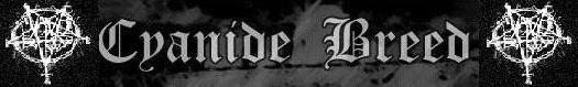Cyanide Breed - Logo