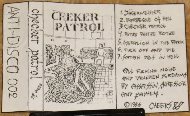 Checker Patrol - Metalion in the Park