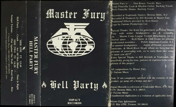 Master Fury - Hell Party