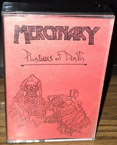 Mercynary - Plagues of Death