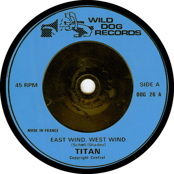Titan - East Wind, West Wind / Losing the Fight