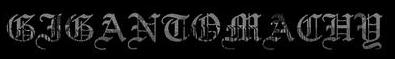 Gigantomachy - Logo