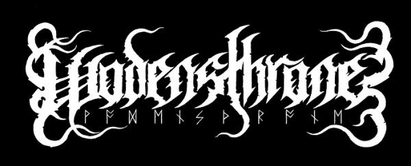 Wodensthrone - Logo