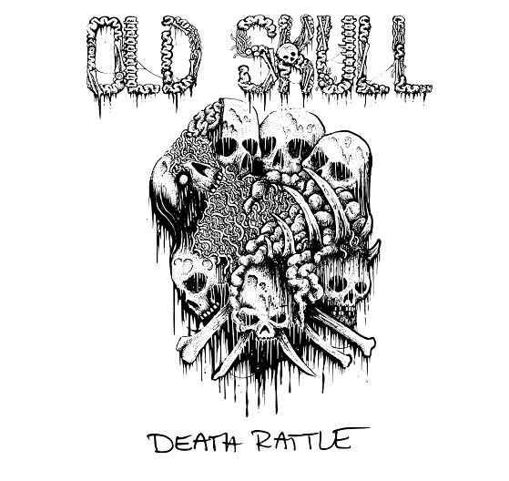 Old Skull - Death Rattle