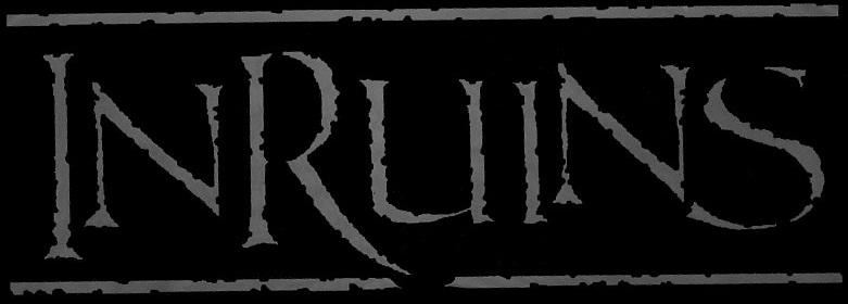 In Ruins - Logo