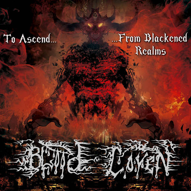 Blood Coven - To Ascend from Blackened Realms