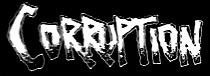 Corruption - Logo