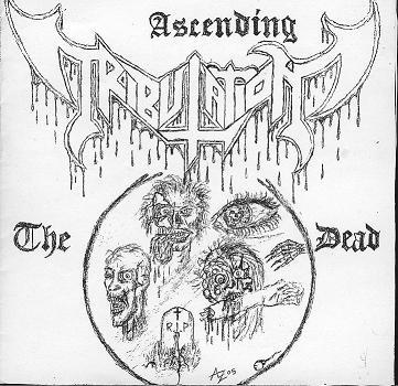 Tribulation  -  The Ascending Dead (Demo) (2005)