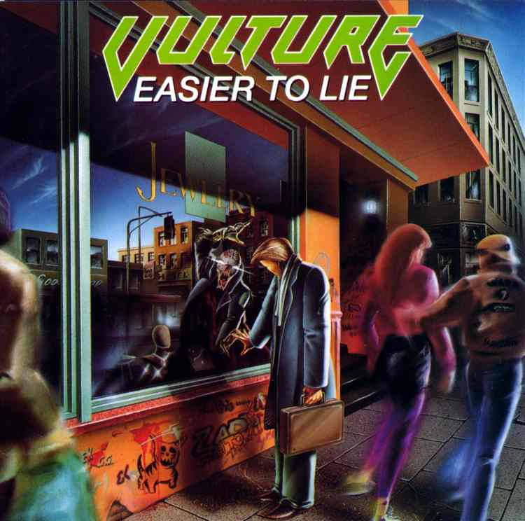 Vulture - Easier to Lie