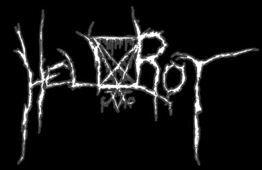 Hell Rot - Logo