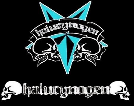 Halucynogen - Logo