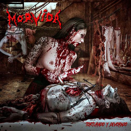 Morvida - Torturado y devorado