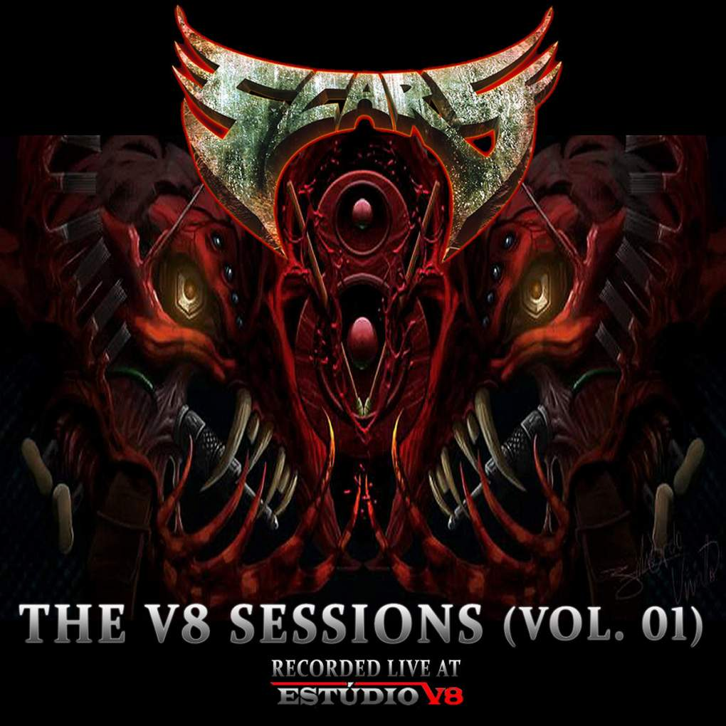 Scars - The V8 Sessions (Vol. 01)