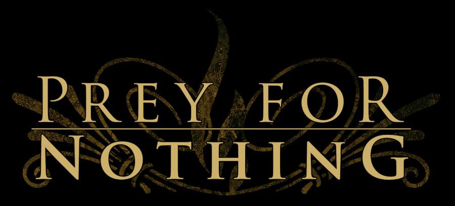 Prey for Nothing - Logo