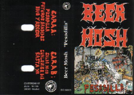 Beer Mosh - Pesadilla