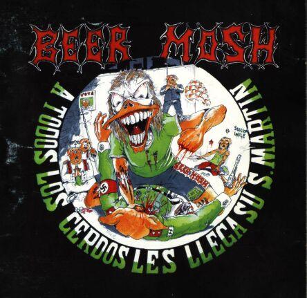 Beer Mosh - A todos los cerdos les llega su S. Martín