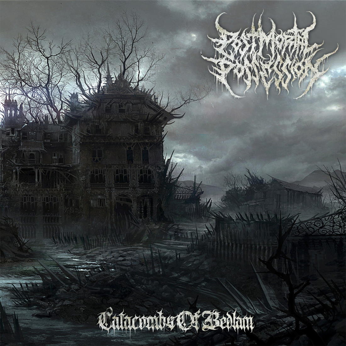 Post Mortal Possession - Catacombs of Bedlam