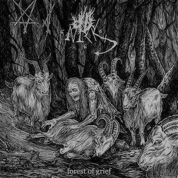 Old Nick - Forest of Grief