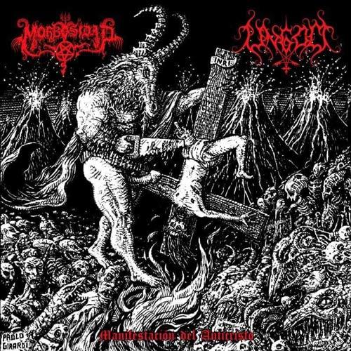 Morbosidad / Ungod - Manifestación del Anticristo