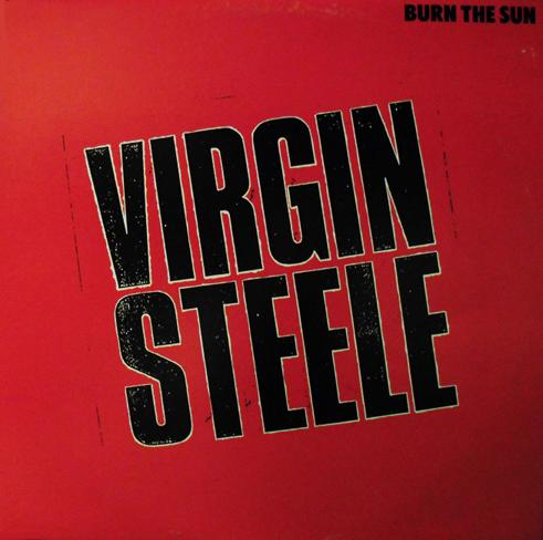 Virgin Steele - Burn the Sun