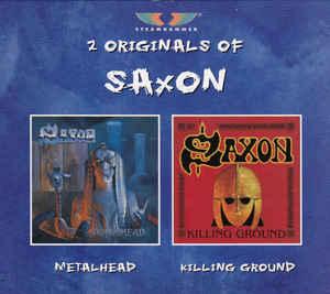 Saxon - 2 Originals of Saxon