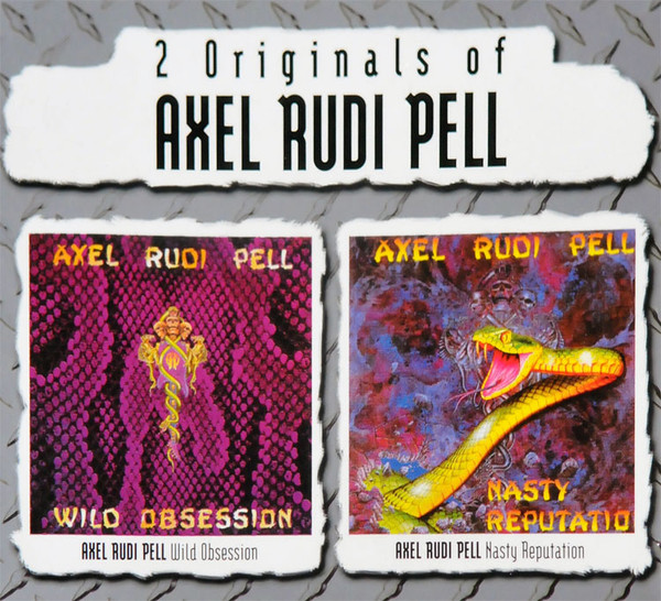 Axel Rudi Pell - 2 Originals of Axel Rudi Pell