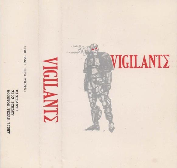 Vigilante - Demo 2