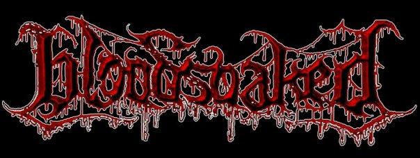 Bloodsoaked - Logo