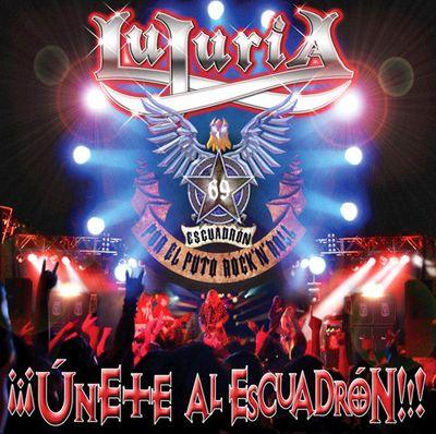 Lujuria - ¡¡¡Únete al escuadrón!!!