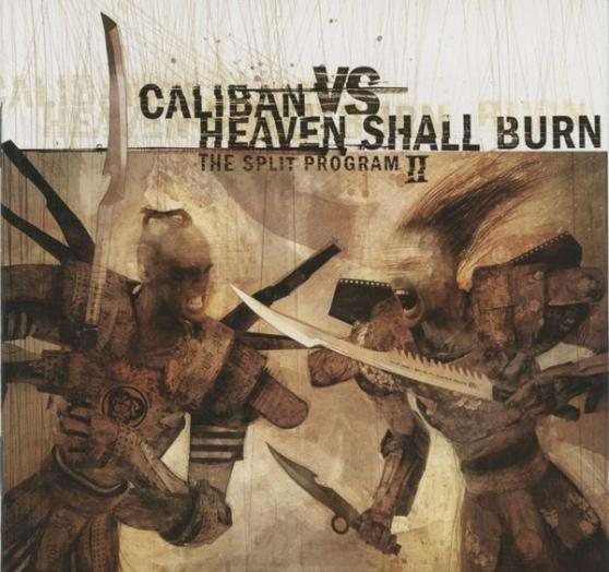 Heaven Shall Burn / Caliban - The Split Program II