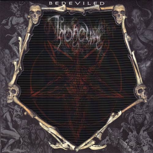 Nunslaughter / Throneum - Bedeviled