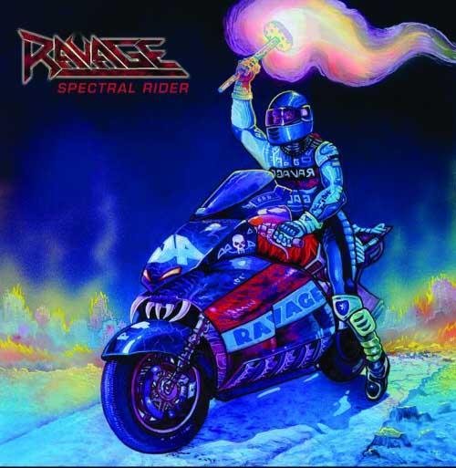 Ravage - Spectral Rider