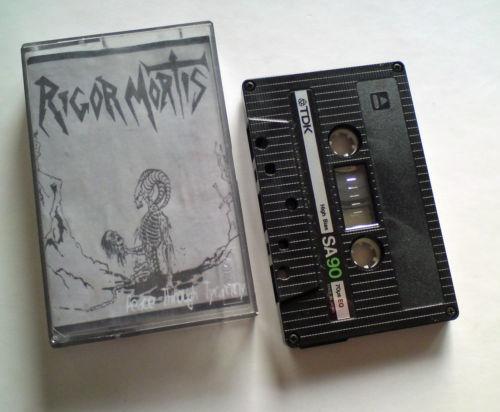 Rigor Mortis - Peace Through Tyranny