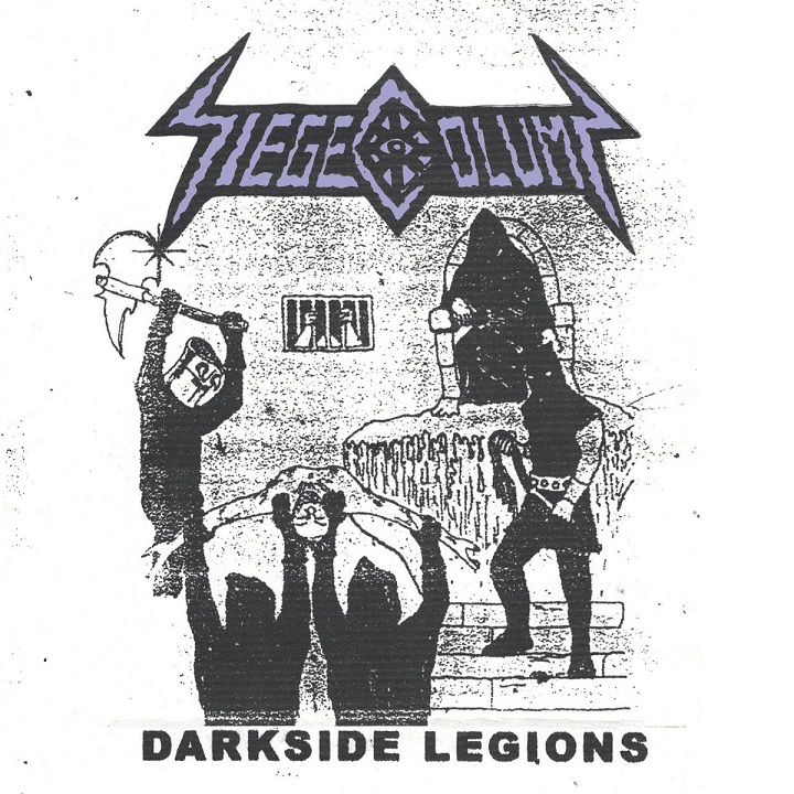 Siege Column - Darkside Legions