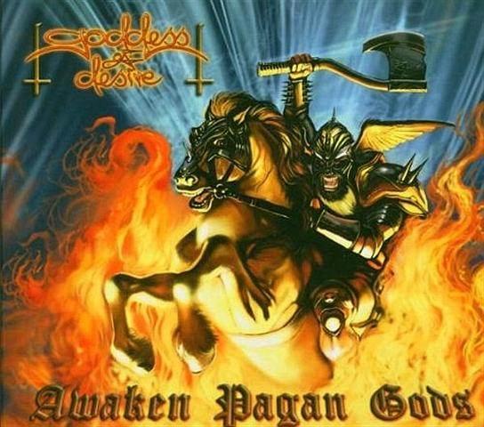 Goddess of Desire - Awaken Pagan Gods