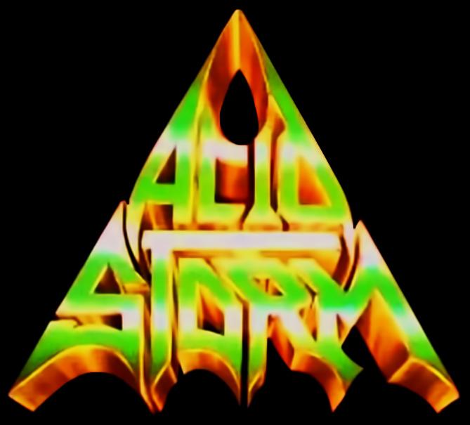 Acid Storm - Logo