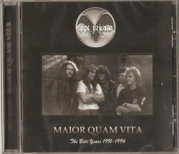 Myriad - Maior Quam Vita - The Bidi Years 1991-1994