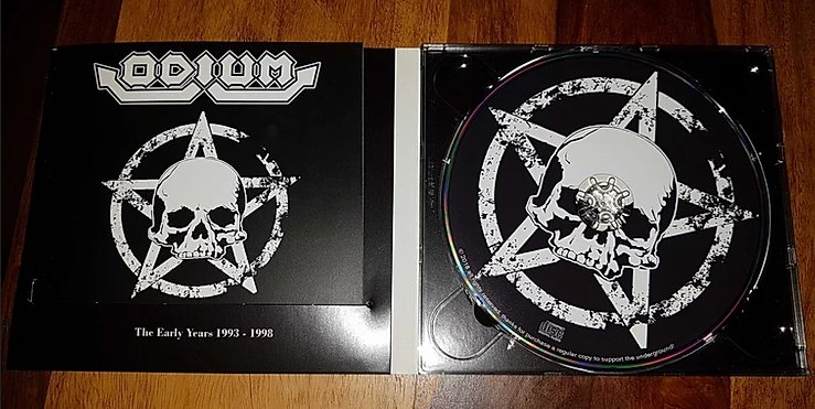 Odium - The Early Years 1993-1998